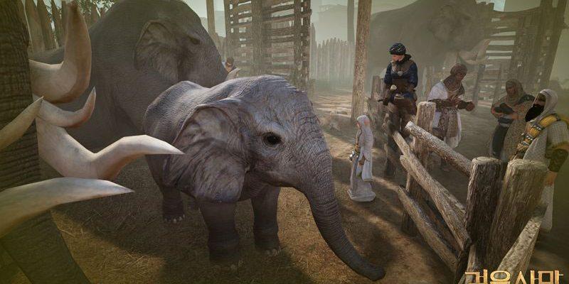 Black Desert Online: Mini-Elefanten-Mount erhalten – Mit Video!