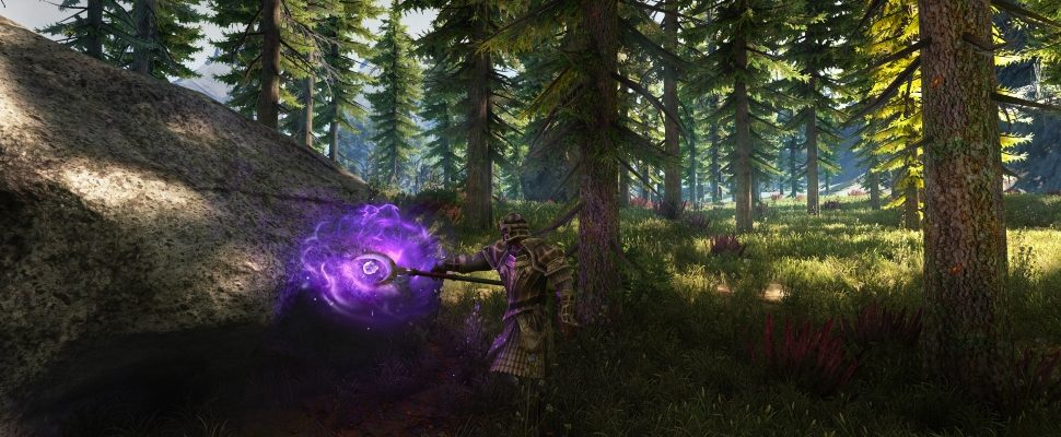 Dark and Light: So funktioniert Magie im Survival-MMORPG