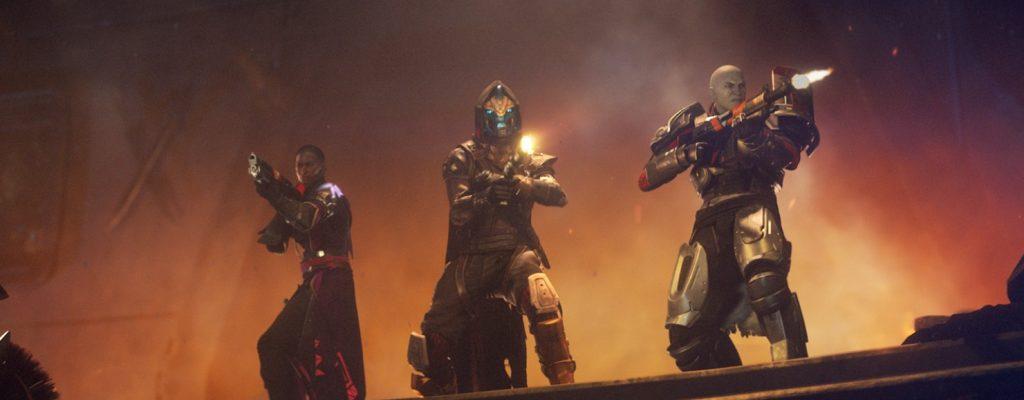 Destiny: Lange Wartungsarbeiten für nächste Woche angekündigt
