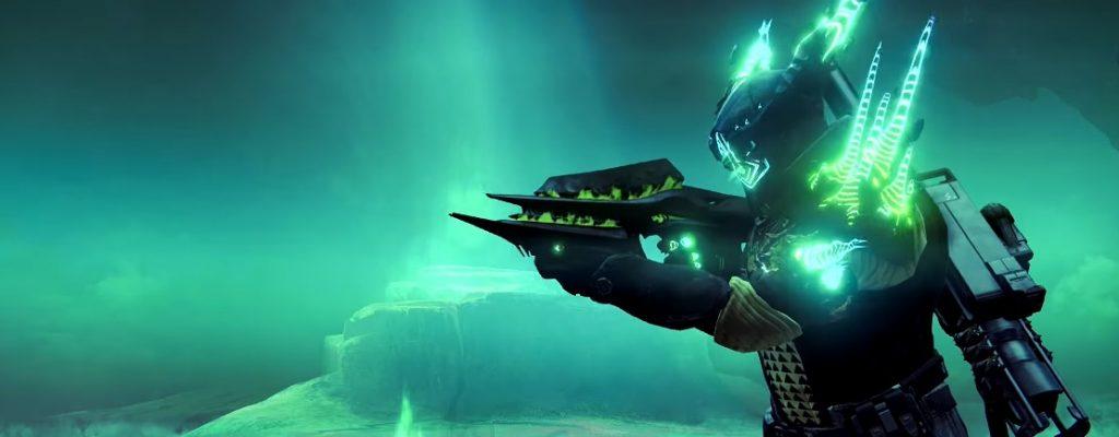 Destiny: Necrochasm – So stark ist das Exotic in PvE und PvP