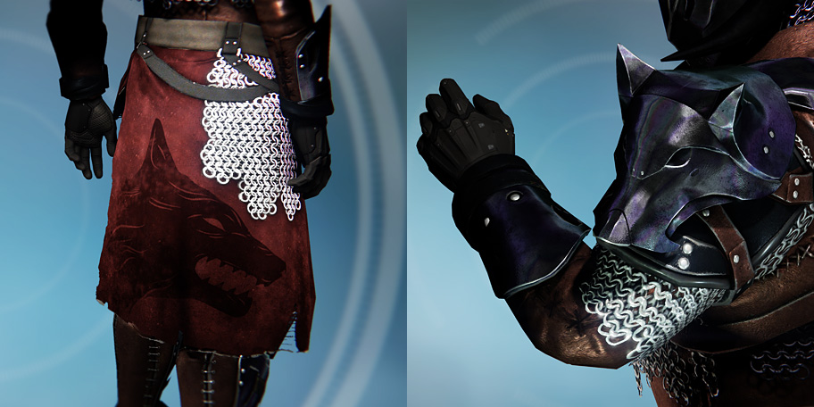 destiny titan gear