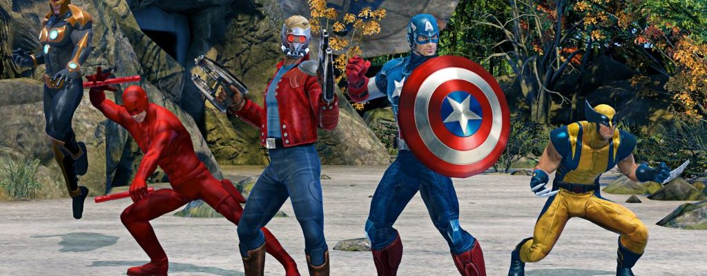Marvel Heroes Omega jetzt auf PS4 spielen – Beta-Keys gewinnen