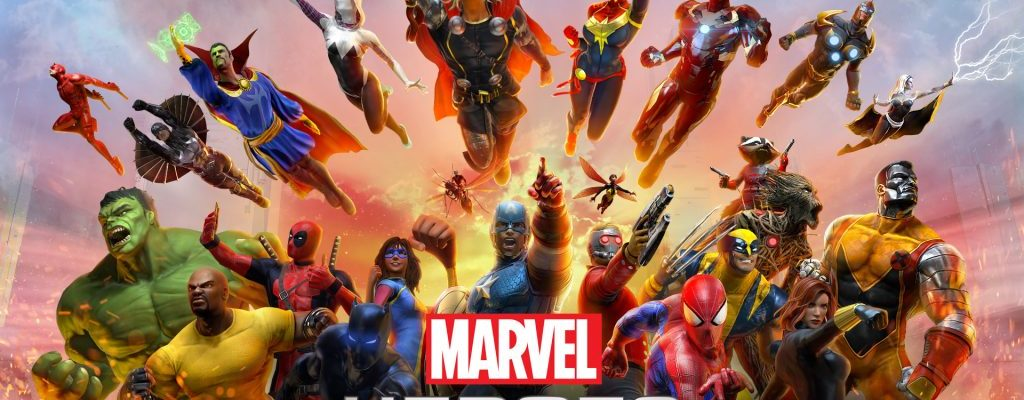 Marvel Heroes kommt für PS4, Xbox One – Action-MMO vom Diablo-Vater