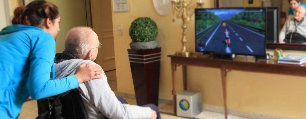 Videospiele für Senioren – Ärzte testen Games als Therapie