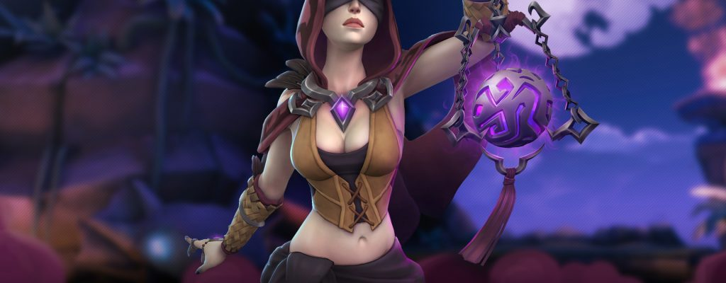 Paladins OB 48 Patch-Notes: Neuer Champ Seris, Skin-Niveau erhöht