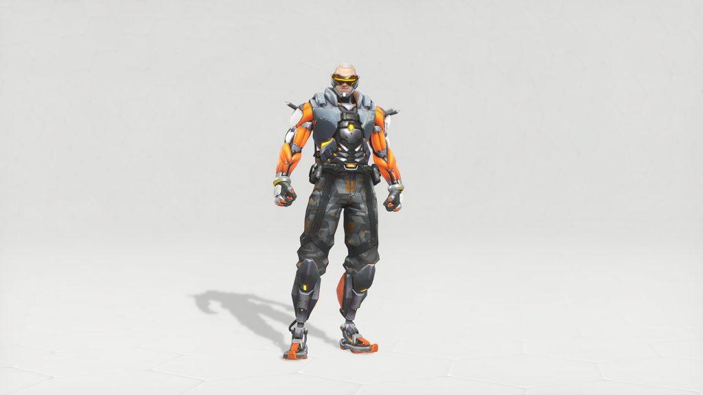 Cyborg: 76-Skin