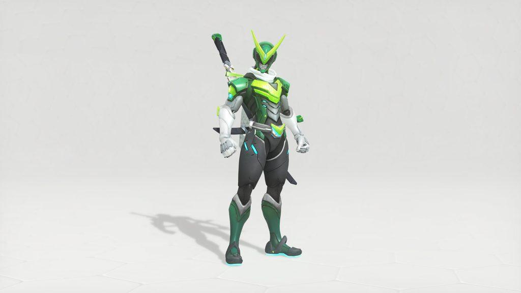 Sentai Genji-Skin