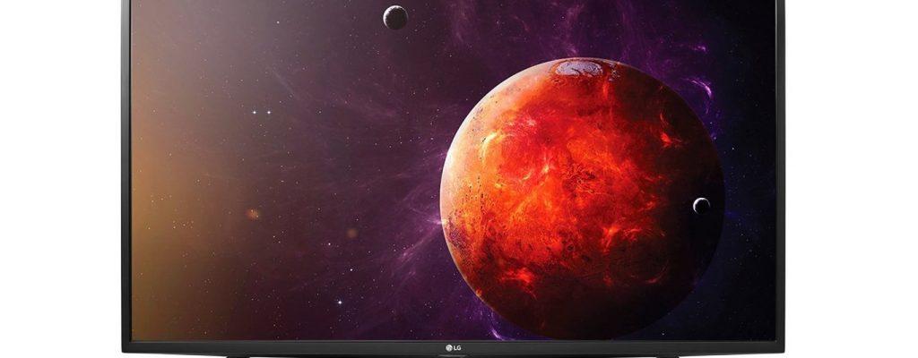 Amazon-Angebote am 10.5.: LG 49 Zoll UHD-Fernseher