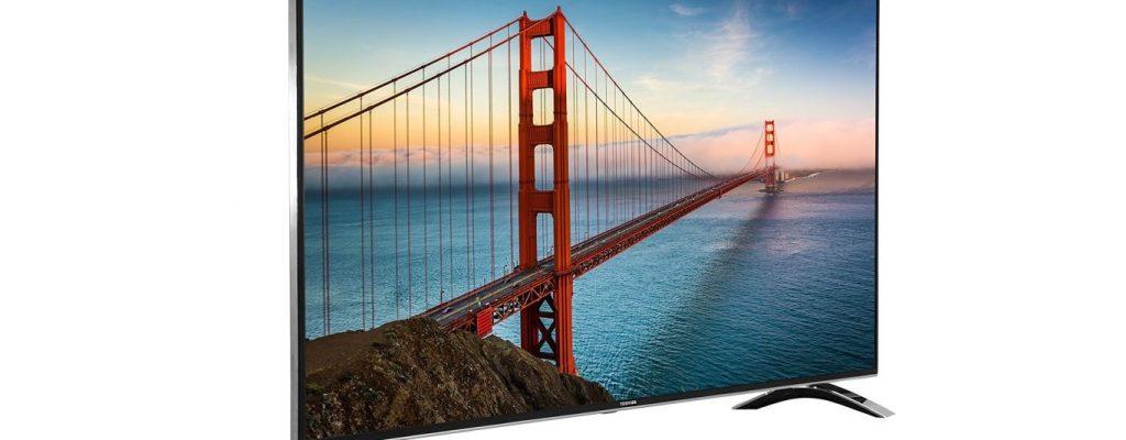 Amazon-Angebote am 29.5.: Toshiba 55 Zoll UHD-Fernseher