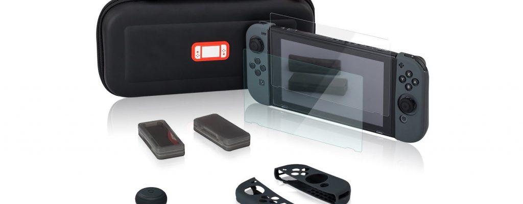 """Amazon Blitzangebote am 27.5.: """"Nintendo Switch""""-Tasche mit Zubehörset"""