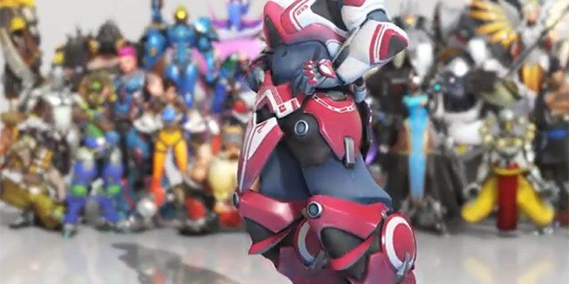 Overwatch: Anniversary Event: Hier sind 4 neue Skins!
