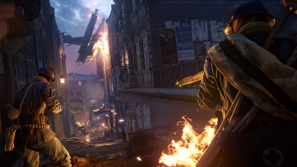 Battlefield 1 Prise de Tahure