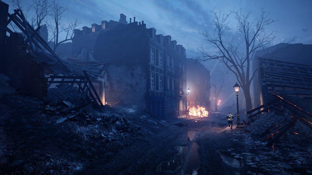 Battlefield 1 Prise de Tahure3