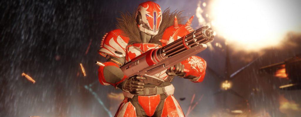 Destiny 2: Drei neue Exotics – Wird die Gatling-Gun das neue Gjallarhorn?