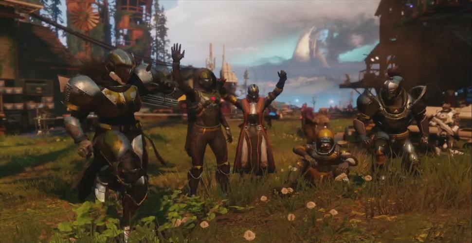 Destiny 2.15 Clans
