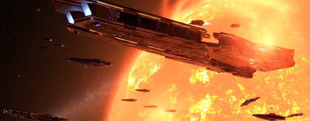 Elite Dangerous PS4: Release-Datum der Weltraum-Simulation bekannt