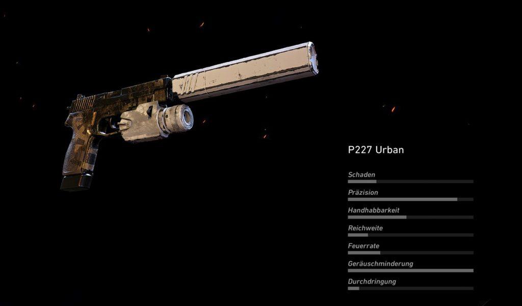 Fallen Ghosts P227 Urban