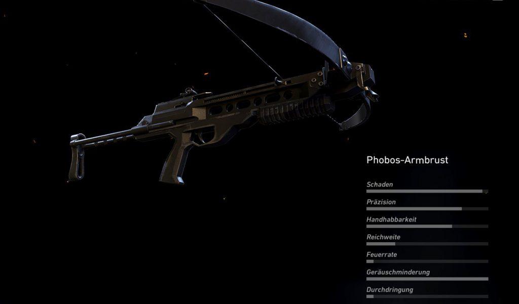 Fallen Ghosts Phobos Armbrust