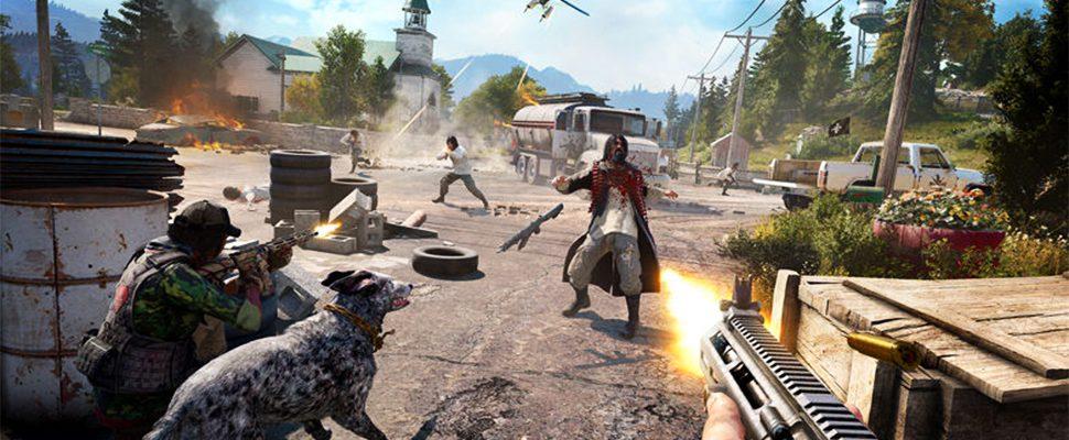 Far Cry 5 bringt den Wingsuit zurück und verzichtet auf Türme