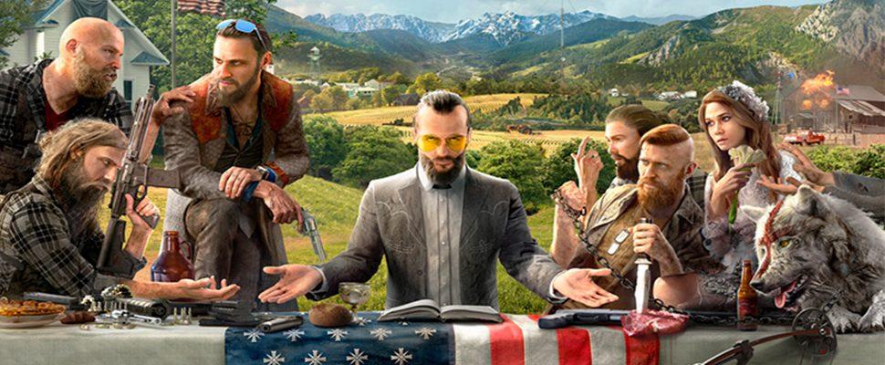 Far Cry 5: Release-Datum & Trailer – Kampagne im Koop spielbar
