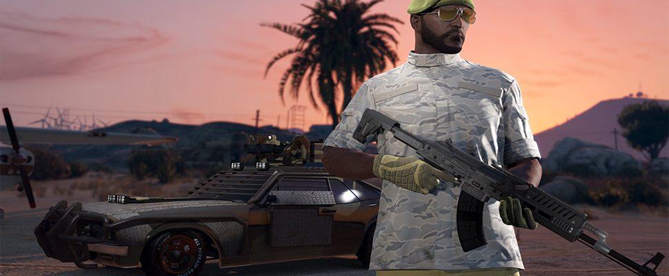GTA 5 Online Gunrunning: Mega-Update bringt Bunker und neue Jobs