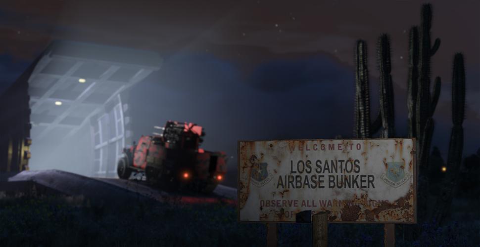 GTA 5 OnlineGunrunning 2.1