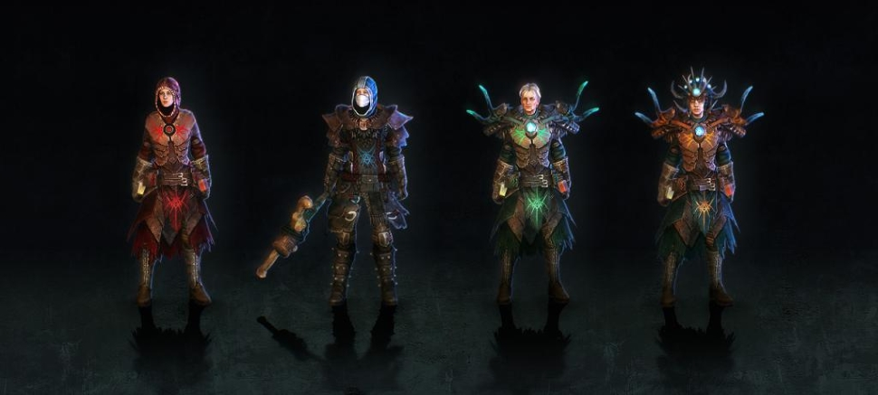 Grim Dawn Coven of Ugdenbog