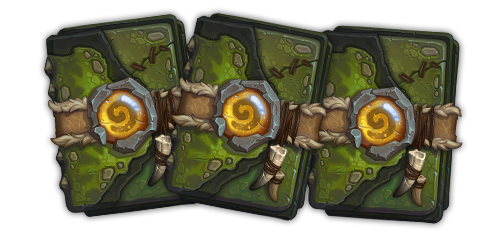 Hearthstone Ungoro 3 packs