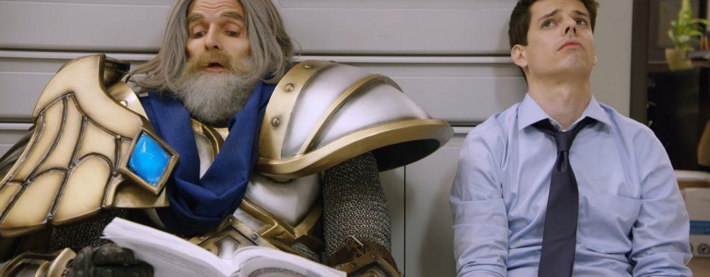 Hearthstone: Blizzard macht auf Meme – Uther und Drucker-Probleme