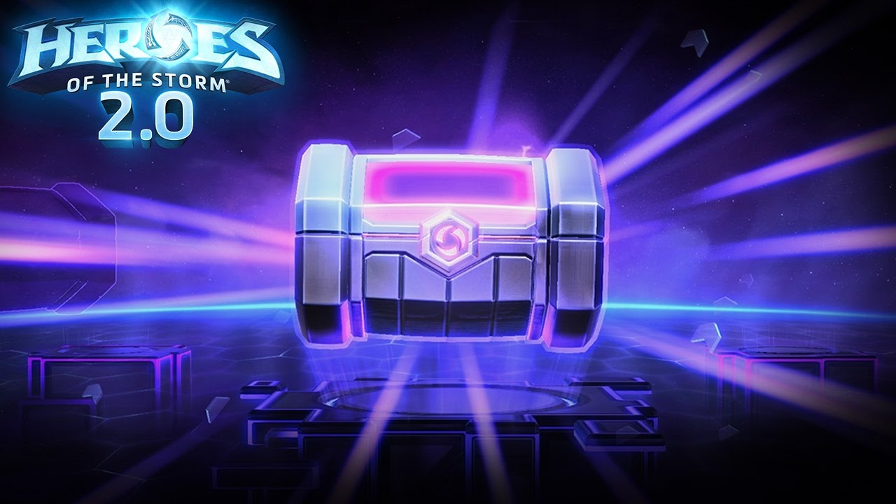 HotS Loot Chest