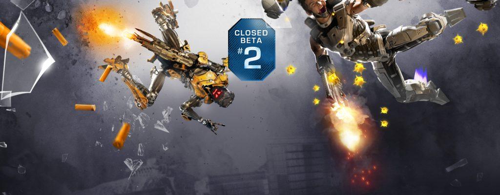 LawBreakers: Closed Beta bringt Cyber-Ninja mit Dreifach-Sprung