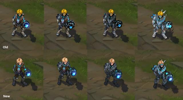 LoL Pulsefire EZ Vergleich