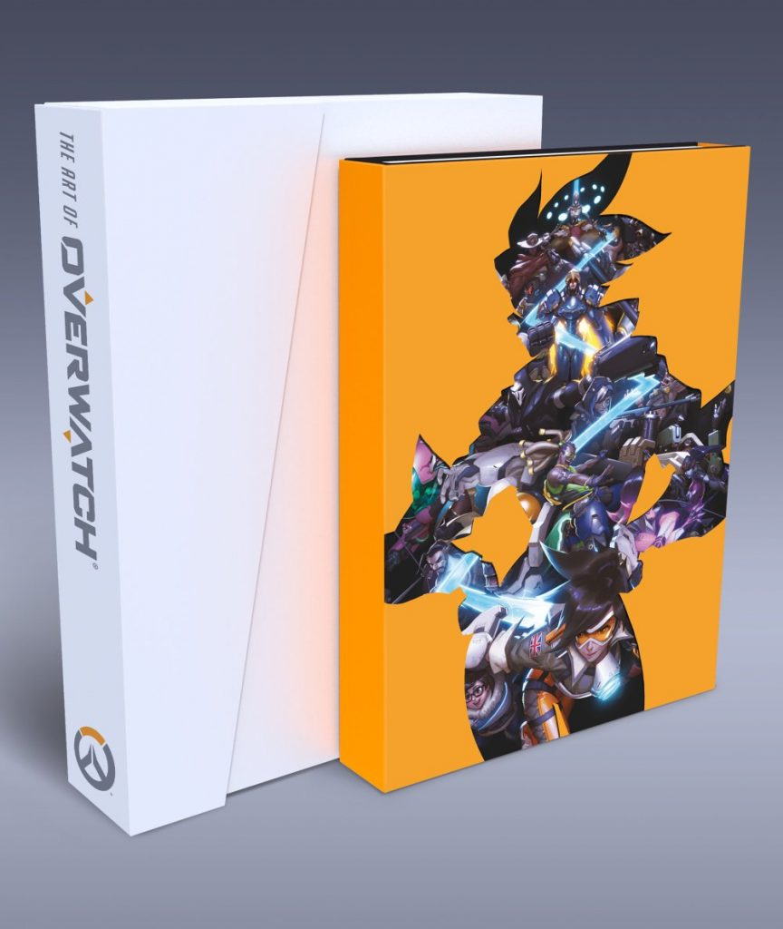 Overwatch Artbook Box