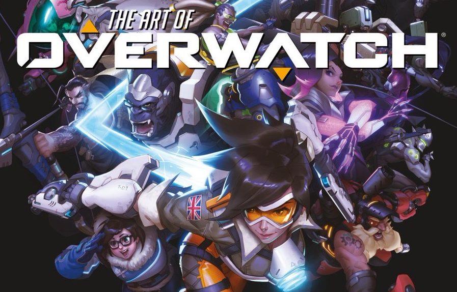 Overwatch Artbook Cover