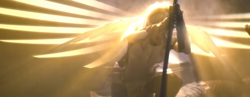 """Overwatch: """"Helden sterben nie!"""" – Fan-Film zu Mercys Hintergrund"""