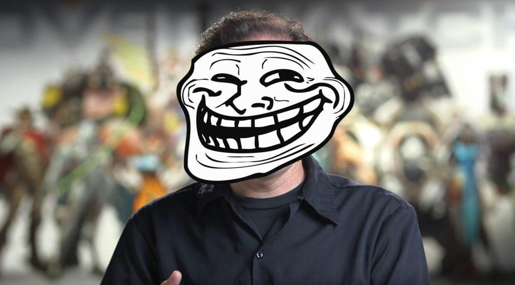 Overwatch Kaplan Trollface