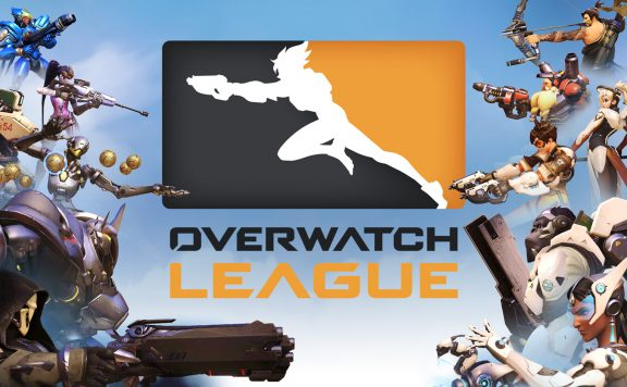 Overwatch League Header