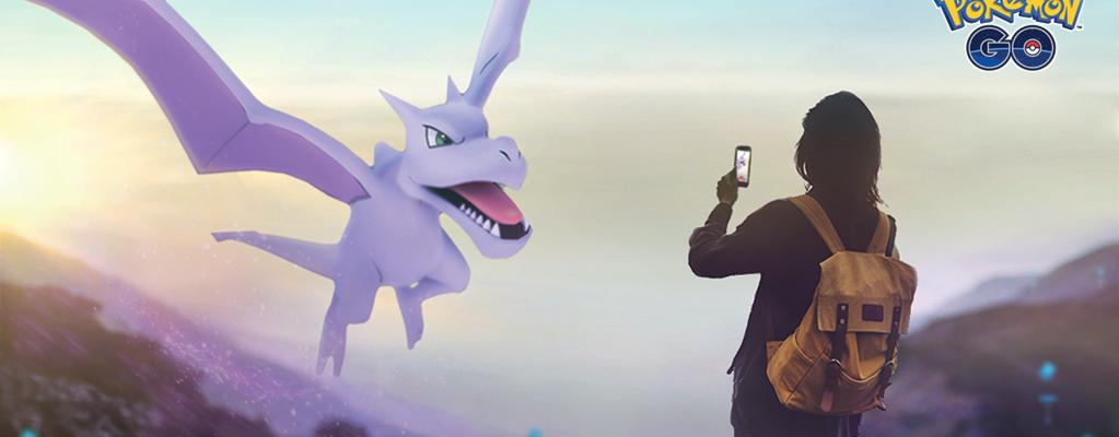 Pokémon GO: Gestein-Event endet heute – Die letzten Stunden laufen