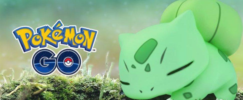 Pokémon GO: Pflanzen-Wochenende – Gras-Event startet morgen!