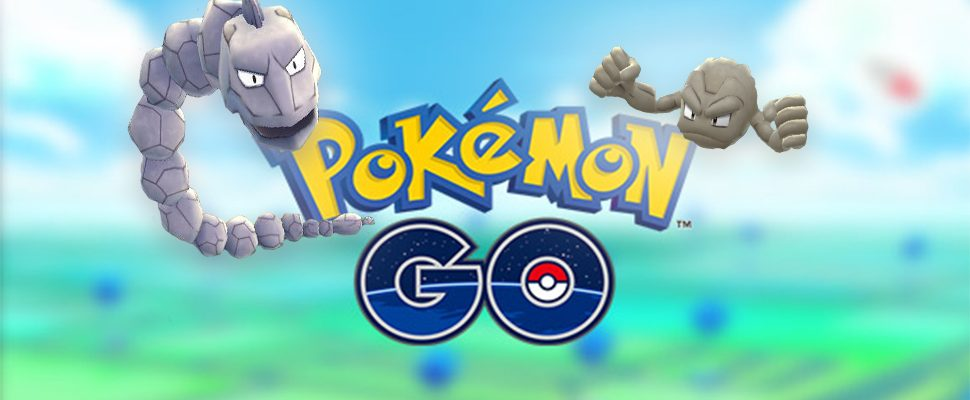 Pokémon GO Event: Diese Gestein-Pokémon kommen in Frage