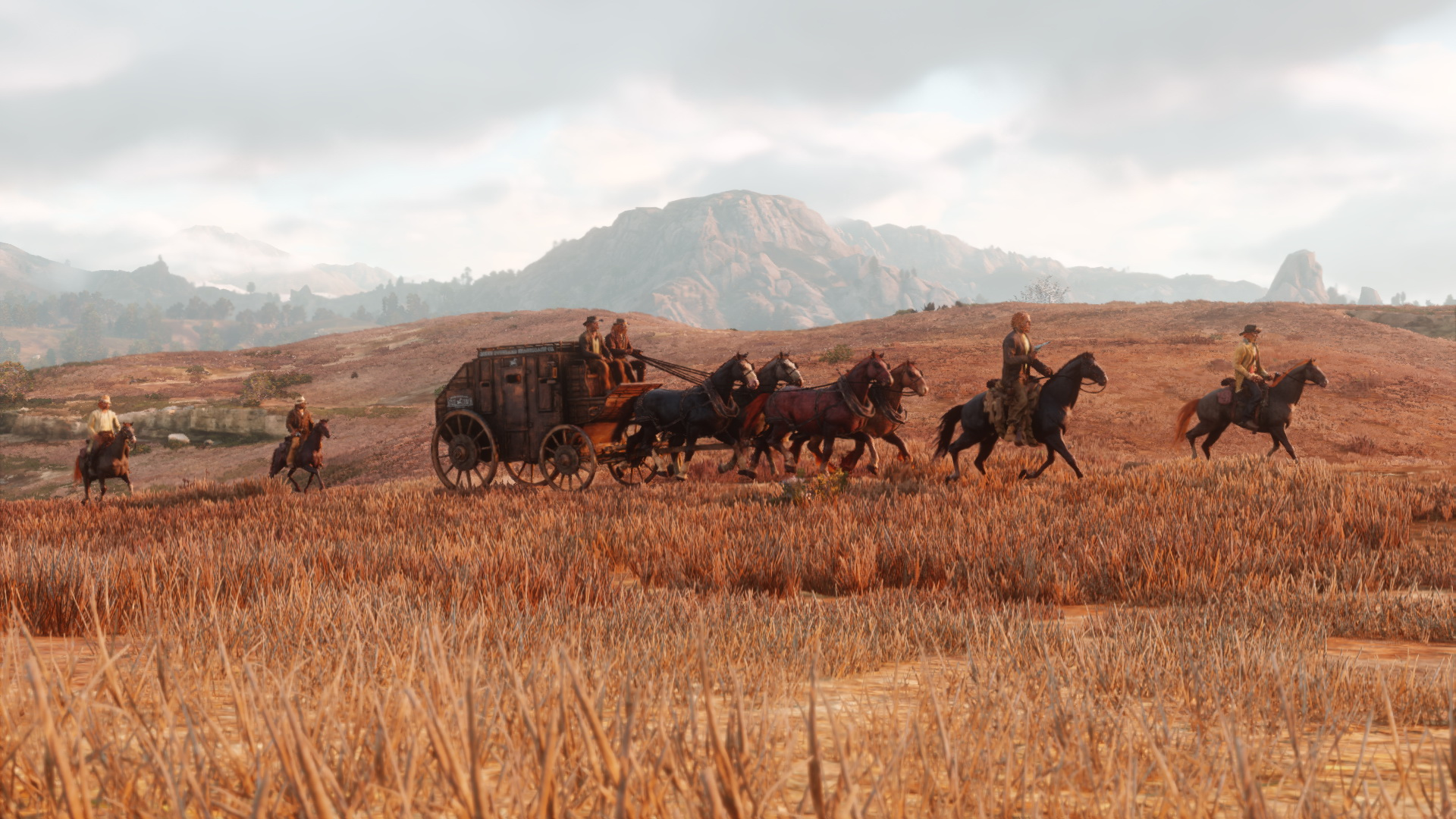 Red Dead Redemption 2 4
