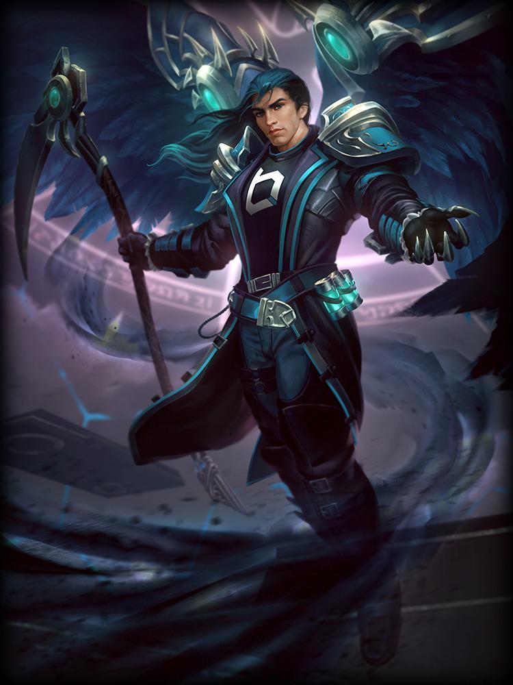 SMITE Thanatos Clan God Card