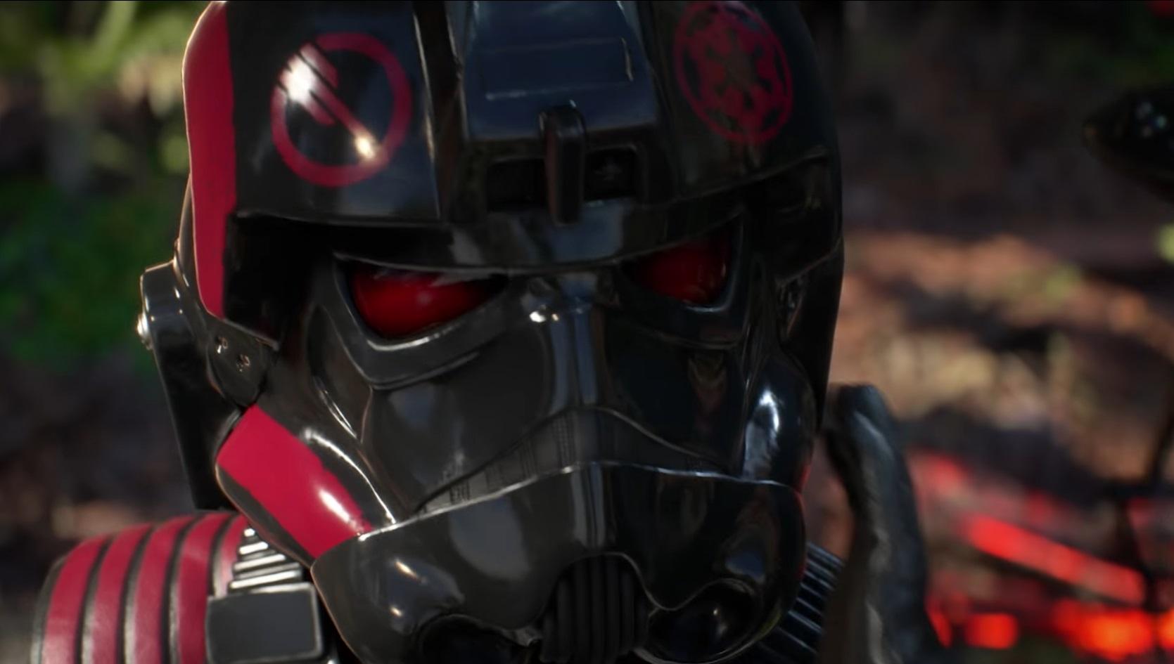 Star Wars Battlefront 2 Iden Helmet