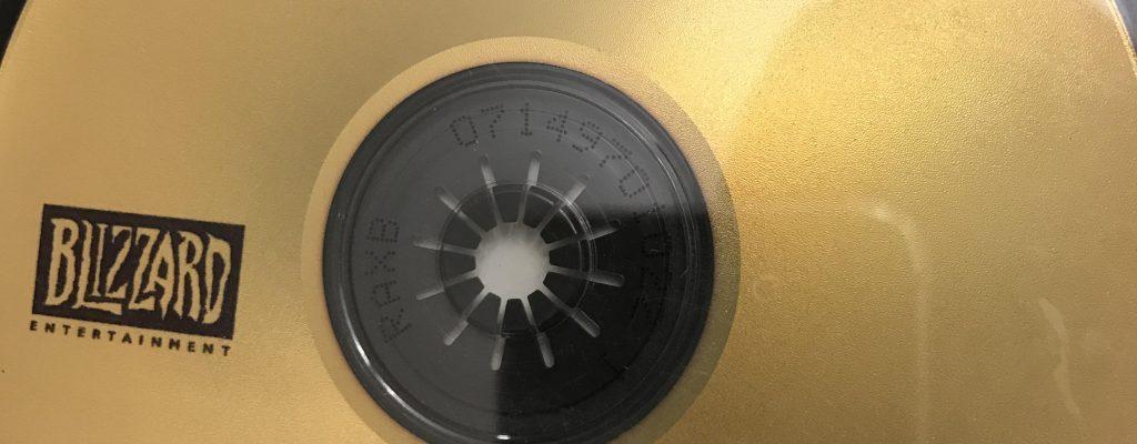 Spieler findet goldene StarCraft-CD, Blizzard überhäuft ihn mit Geschenken