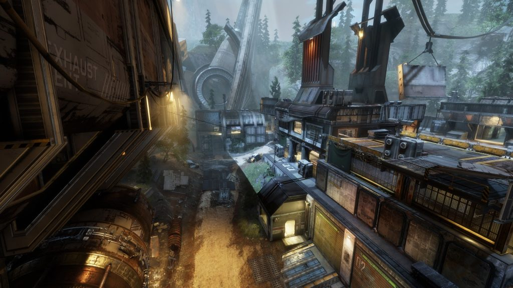 Titanfall 2 Relic Map