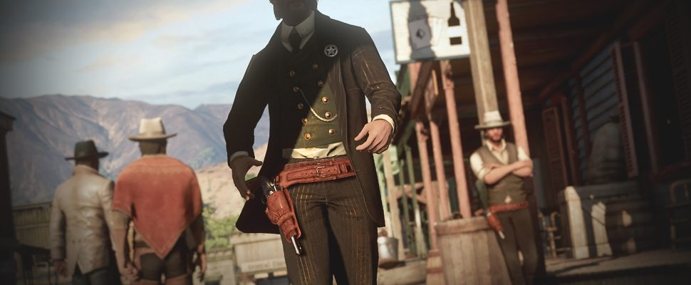 Wild West Online hat bald Release, weit vor Red Dead Redemption 2