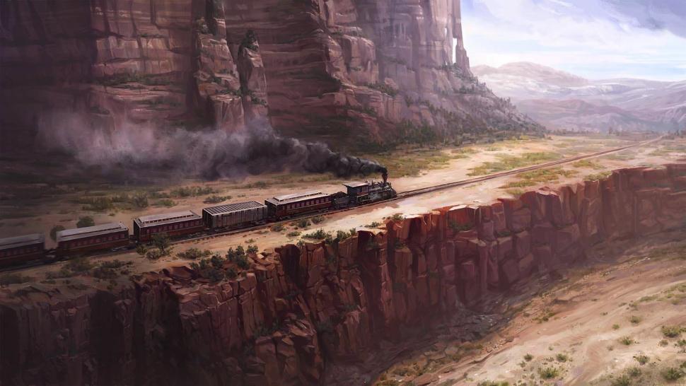 Wild West Online Art 1