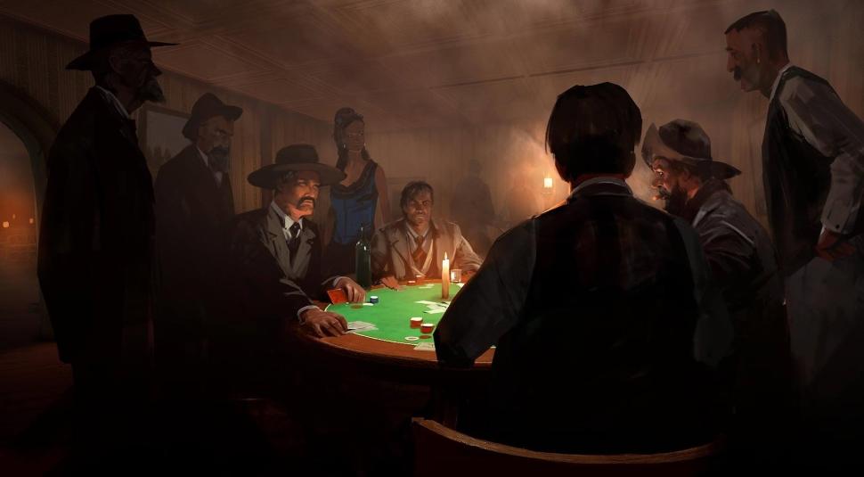 Wild West Online Art 7