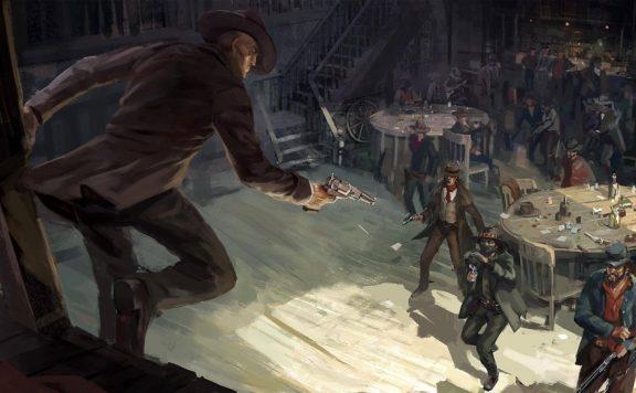 Wild West Online Art 8