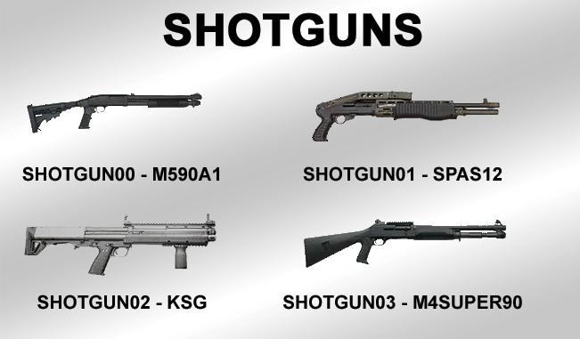 Wildlands PvP Shotgun